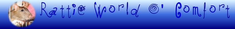Header image Rattie World O' Comfort