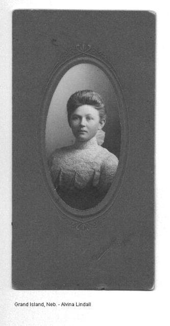 Alvina Lindall