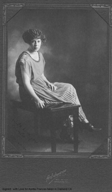 Auntie Frances