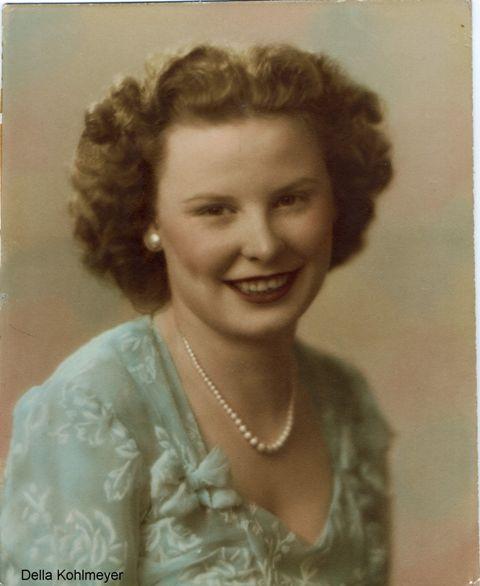 Della Kohlmeyer