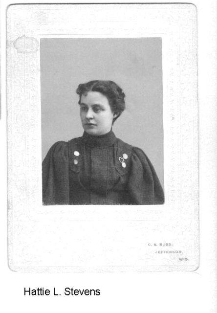 Hattie L. Stevens