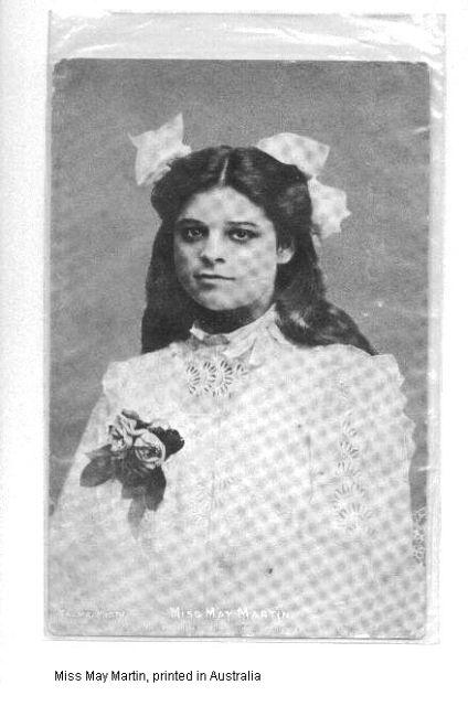Miss May Martin