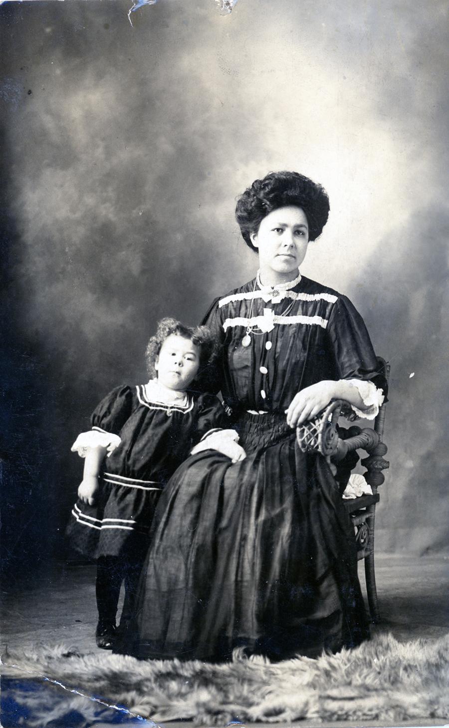 Myrtle And Clara