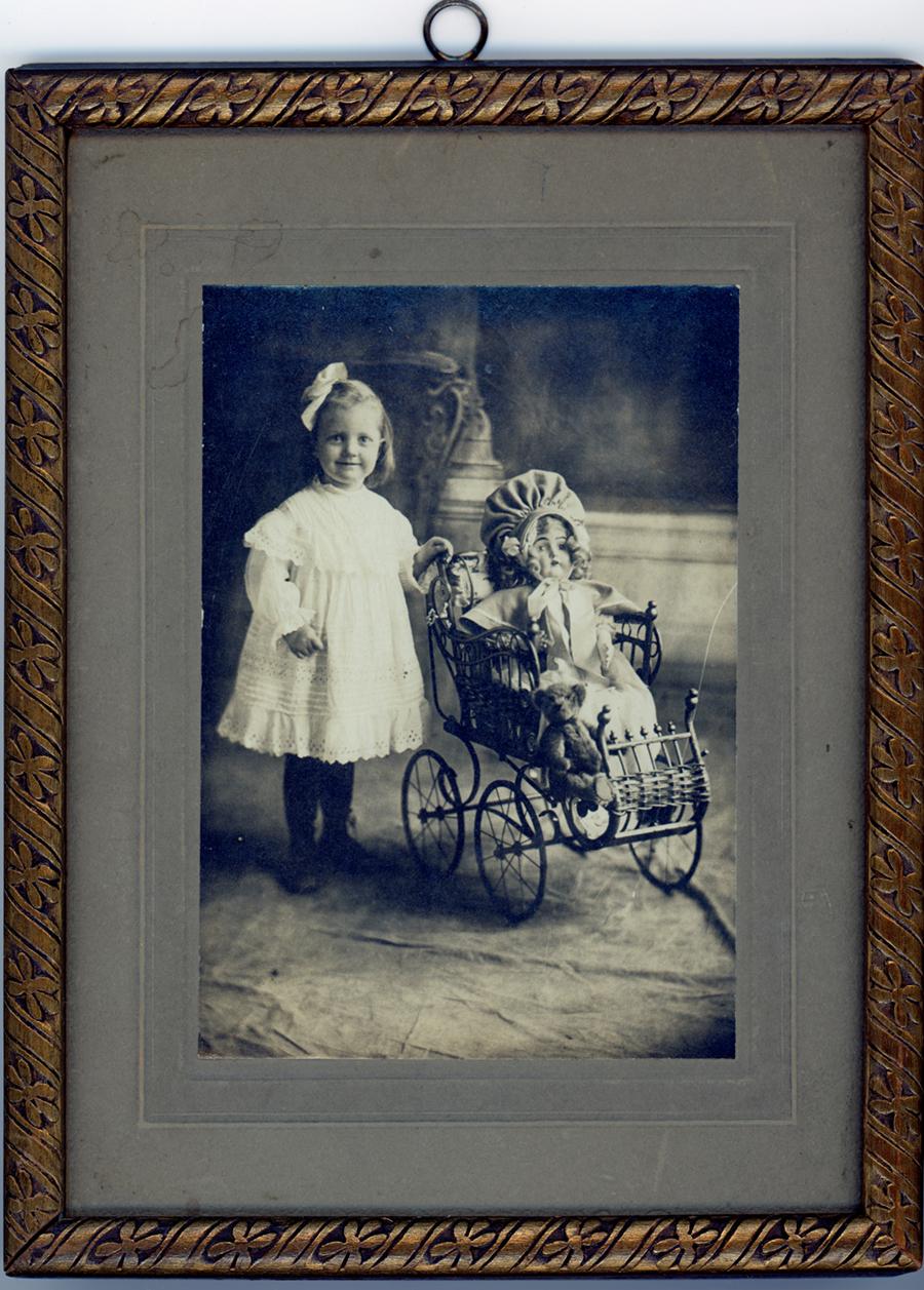 Kestner Milt Seaman Bernice's Mother Front
